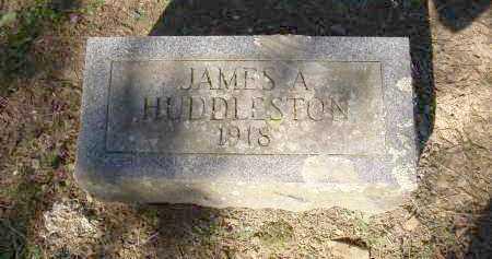 HUDDLESTON, JAMES A. - Lonoke County, Arkansas | JAMES A. HUDDLESTON - Arkansas Gravestone Photos