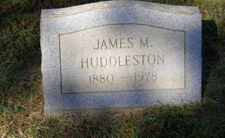 HUDDLESTON, JAMES M. - Lonoke County, Arkansas | JAMES M. HUDDLESTON - Arkansas Gravestone Photos