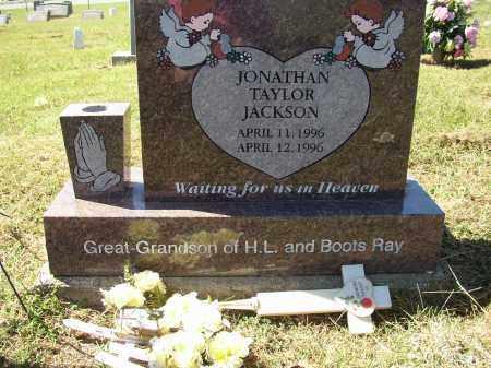 JACKSON, JONATHAN TAYLOR - Lonoke County, Arkansas | JONATHAN TAYLOR JACKSON - Arkansas Gravestone Photos