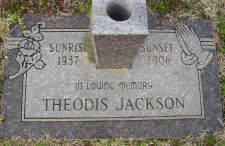 JACKSON, THEODIS - Lonoke County, Arkansas | THEODIS JACKSON - Arkansas Gravestone Photos