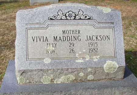 MADDING JACKSON, VIVIA - Lonoke County, Arkansas | VIVIA MADDING JACKSON - Arkansas Gravestone Photos