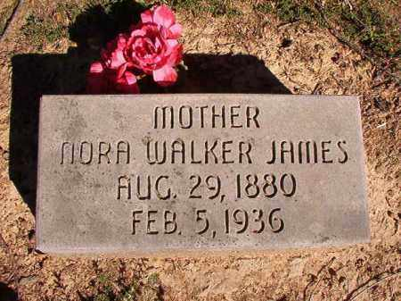 JAMES, NORA - Lonoke County, Arkansas | NORA JAMES - Arkansas Gravestone Photos