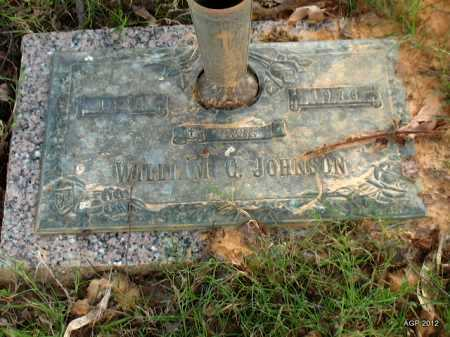 JOHNSON, WILLIAM C. - Lonoke County, Arkansas | WILLIAM C. JOHNSON - Arkansas Gravestone Photos