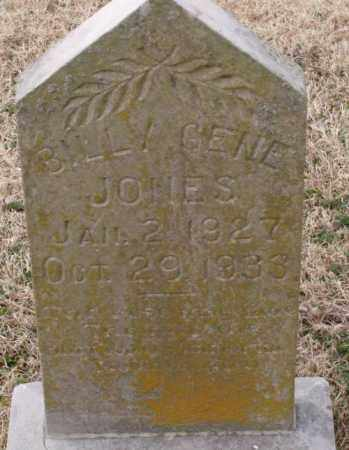 JONES, BILLY GENE - Lonoke County, Arkansas | BILLY GENE JONES - Arkansas Gravestone Photos