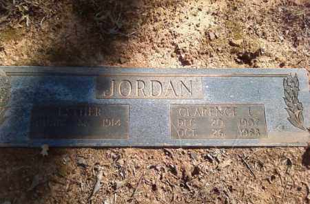 JORDAN, CLARENCE L. - Lonoke County, Arkansas | CLARENCE L. JORDAN - Arkansas Gravestone Photos