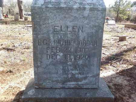 JORDAN, ELLEN - Lonoke County, Arkansas | ELLEN JORDAN - Arkansas Gravestone Photos