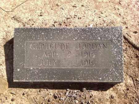 JORDAN, GERTRUDE - Lonoke County, Arkansas | GERTRUDE JORDAN - Arkansas Gravestone Photos