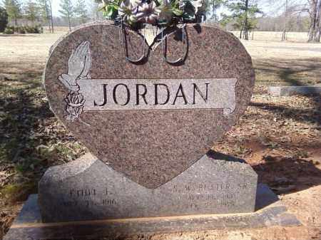 JORDAN, SR., S. W. - Lonoke County, Arkansas | S. W. JORDAN, SR. - Arkansas Gravestone Photos