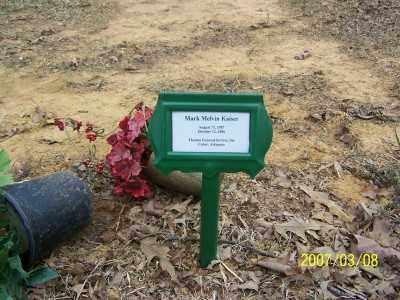 KAISER  (VETERAN), MARK MELVIN - Lonoke County, Arkansas | MARK MELVIN KAISER  (VETERAN) - Arkansas Gravestone Photos