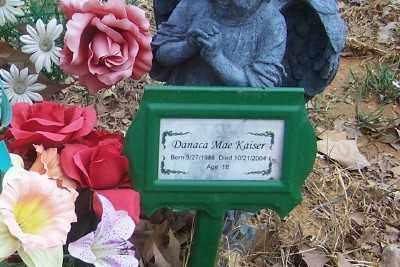 KAISER, DANACA MAE - Lonoke County, Arkansas   DANACA MAE KAISER - Arkansas Gravestone Photos