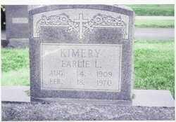 KIMERY, EARLIE L. - Lonoke County, Arkansas | EARLIE L. KIMERY - Arkansas Gravestone Photos