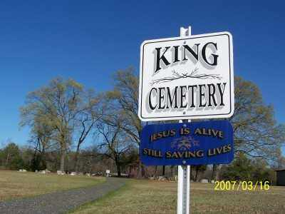*CEMETERY SIGN,  - Lonoke County, Arkansas |  *CEMETERY SIGN - Arkansas Gravestone Photos