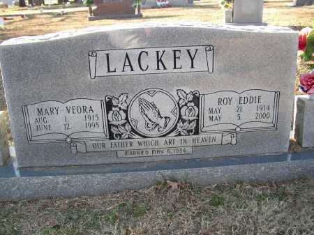LACKEY, MARY VEORA - Lonoke County, Arkansas | MARY VEORA LACKEY - Arkansas Gravestone Photos