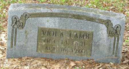 LAMB, VIOLA - Lonoke County, Arkansas | VIOLA LAMB - Arkansas Gravestone Photos
