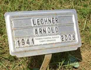 LECHNER, ARNOLD - Lonoke County, Arkansas | ARNOLD LECHNER - Arkansas Gravestone Photos