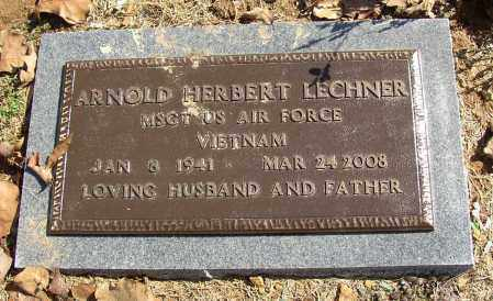 LECHNER (VETERAN VIET), ARNOLD HERBERT - Lonoke County, Arkansas | ARNOLD HERBERT LECHNER (VETERAN VIET) - Arkansas Gravestone Photos