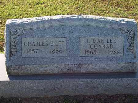 CONRAD, L MAE - Lonoke County, Arkansas | L MAE CONRAD - Arkansas Gravestone Photos