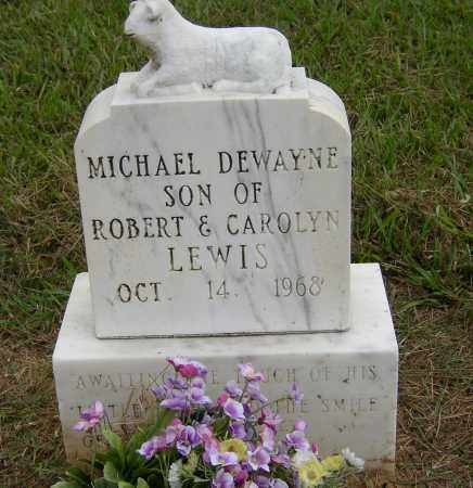 LEWIS, MICHAEL DEWAYNE - Lonoke County, Arkansas | MICHAEL DEWAYNE LEWIS - Arkansas Gravestone Photos