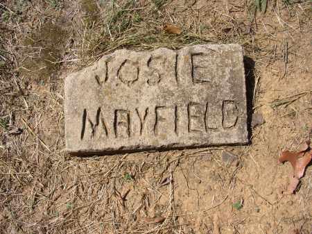 MAYFIELD, JOSIE - Lonoke County, Arkansas | JOSIE MAYFIELD - Arkansas Gravestone Photos