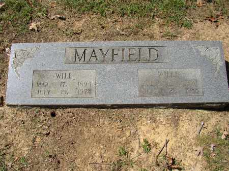 MAYFIELD, WILL - Lonoke County, Arkansas | WILL MAYFIELD - Arkansas Gravestone Photos