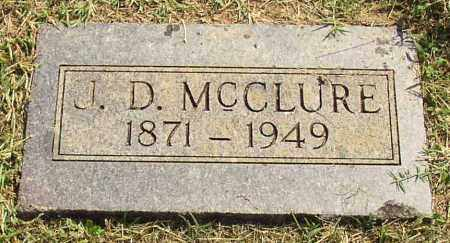 MCCLURE, J. D. - Lonoke County, Arkansas | J. D. MCCLURE - Arkansas Gravestone Photos