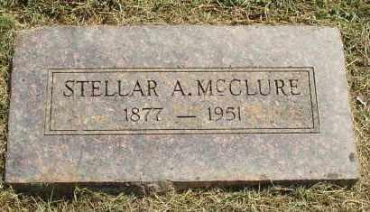 MCCLURE, STELLAR A. - Lonoke County, Arkansas | STELLAR A. MCCLURE - Arkansas Gravestone Photos