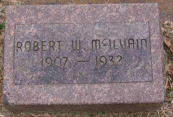 MCILVAIN, ROBERT W - Lonoke County, Arkansas | ROBERT W MCILVAIN - Arkansas Gravestone Photos