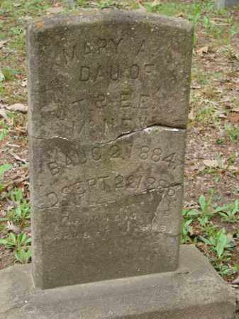 MCNEW, MARY A. - Lonoke County, Arkansas | MARY A. MCNEW - Arkansas Gravestone Photos