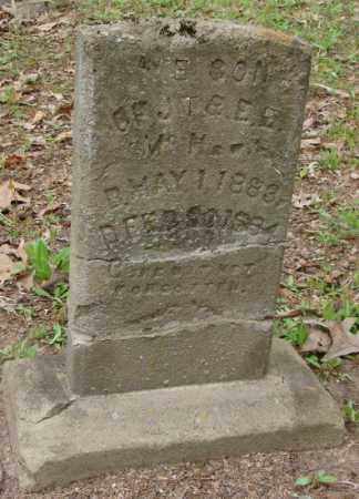 MCNEW, W. E. - Lonoke County, Arkansas | W. E. MCNEW - Arkansas Gravestone Photos