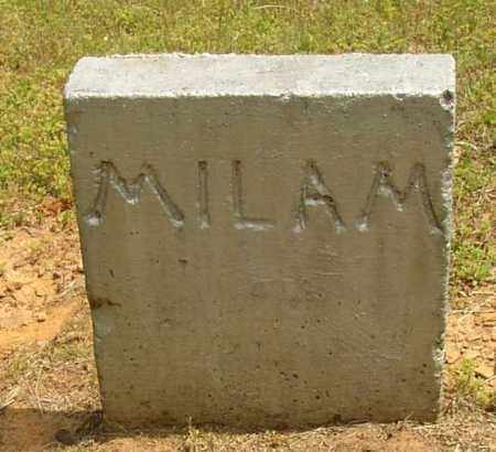 MILAM, #2 - Lonoke County, Arkansas | #2 MILAM - Arkansas Gravestone Photos
