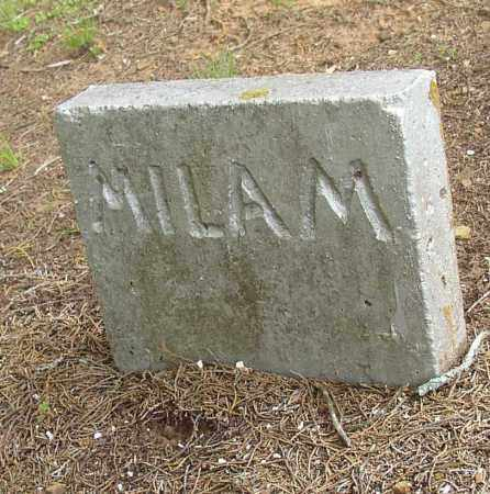 MILAM, #5 - Lonoke County, Arkansas | #5 MILAM - Arkansas Gravestone Photos