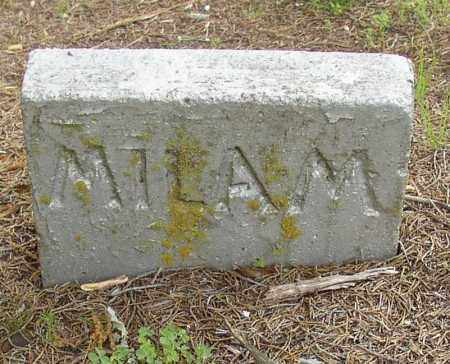 MILAM, #6 - Lonoke County, Arkansas | #6 MILAM - Arkansas Gravestone Photos
