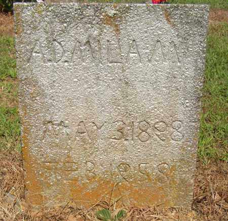 MILAM, A. D. - Lonoke County, Arkansas | A. D. MILAM - Arkansas Gravestone Photos