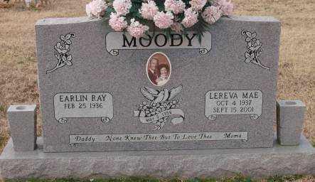 MOODY, LEREVA MAE - Lonoke County, Arkansas | LEREVA MAE MOODY - Arkansas Gravestone Photos