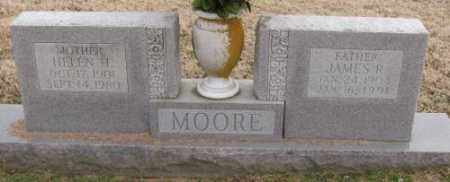 MOORE, HELEN H. - Lonoke County, Arkansas | HELEN H. MOORE - Arkansas Gravestone Photos