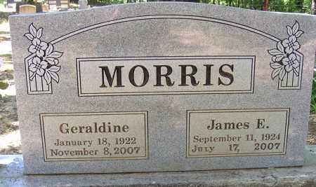 MORRIS, JAMES E. - Lonoke County, Arkansas | JAMES E. MORRIS - Arkansas Gravestone Photos