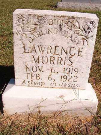MORRIS, LAWRENCE - Lonoke County, Arkansas   LAWRENCE MORRIS - Arkansas Gravestone Photos
