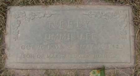 NEELY, JIMMIE LEE - Lonoke County, Arkansas | JIMMIE LEE NEELY - Arkansas Gravestone Photos