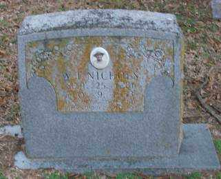 NICHOLS, W  T - Lonoke County, Arkansas | W  T NICHOLS - Arkansas Gravestone Photos