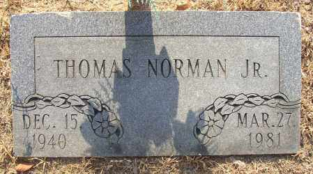NORMAN, THOMAS JR. - Lonoke County, Arkansas | THOMAS JR. NORMAN - Arkansas Gravestone Photos