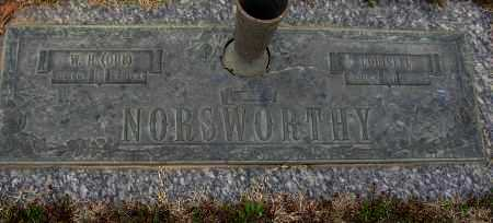 "NORSWORTHY, W. H. ""DUB"" - Lonoke County, Arkansas 