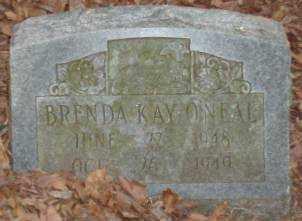 O'NEAL, BRENDA KAY - Lonoke County, Arkansas | BRENDA KAY O'NEAL - Arkansas Gravestone Photos