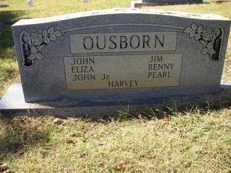 OUSBORN, BENNY - Lonoke County, Arkansas | BENNY OUSBORN - Arkansas Gravestone Photos