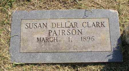 PAIRSON, SUSAN DELLAR - Lonoke County, Arkansas | SUSAN DELLAR PAIRSON - Arkansas Gravestone Photos