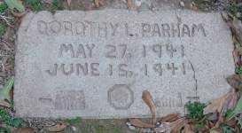 PARHAM, DOROTHY L - Lonoke County, Arkansas | DOROTHY L PARHAM - Arkansas Gravestone Photos