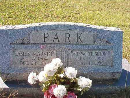 WORTHINGTON PARK, SUE - Lonoke County, Arkansas | SUE WORTHINGTON PARK - Arkansas Gravestone Photos