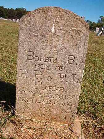 PARKS, BOBBIE B - Lonoke County, Arkansas | BOBBIE B PARKS - Arkansas Gravestone Photos