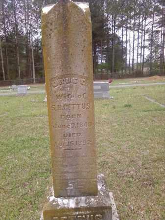 PETTUS, DRUE C. - Lonoke County, Arkansas | DRUE C. PETTUS - Arkansas Gravestone Photos