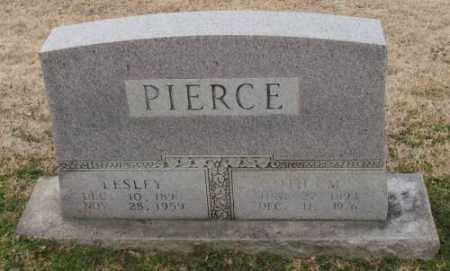 PIERCE, LESLEY - Lonoke County, Arkansas | LESLEY PIERCE - Arkansas Gravestone Photos