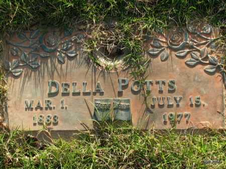 POTTS, DELLA - Lonoke County, Arkansas | DELLA POTTS - Arkansas Gravestone Photos